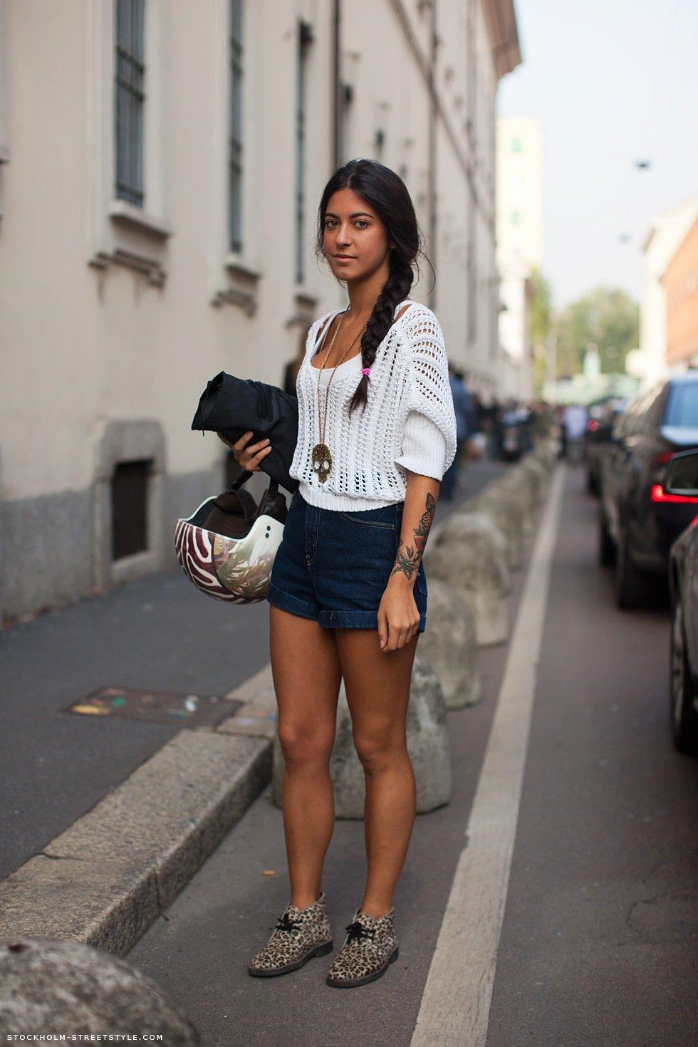 Fashion Street Style Inspiration