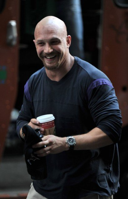 Casting: Tom Hardy as ...