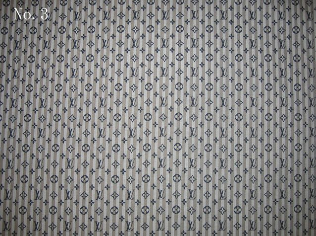 LV style fabric 100% Cotton LV word 1 Yard