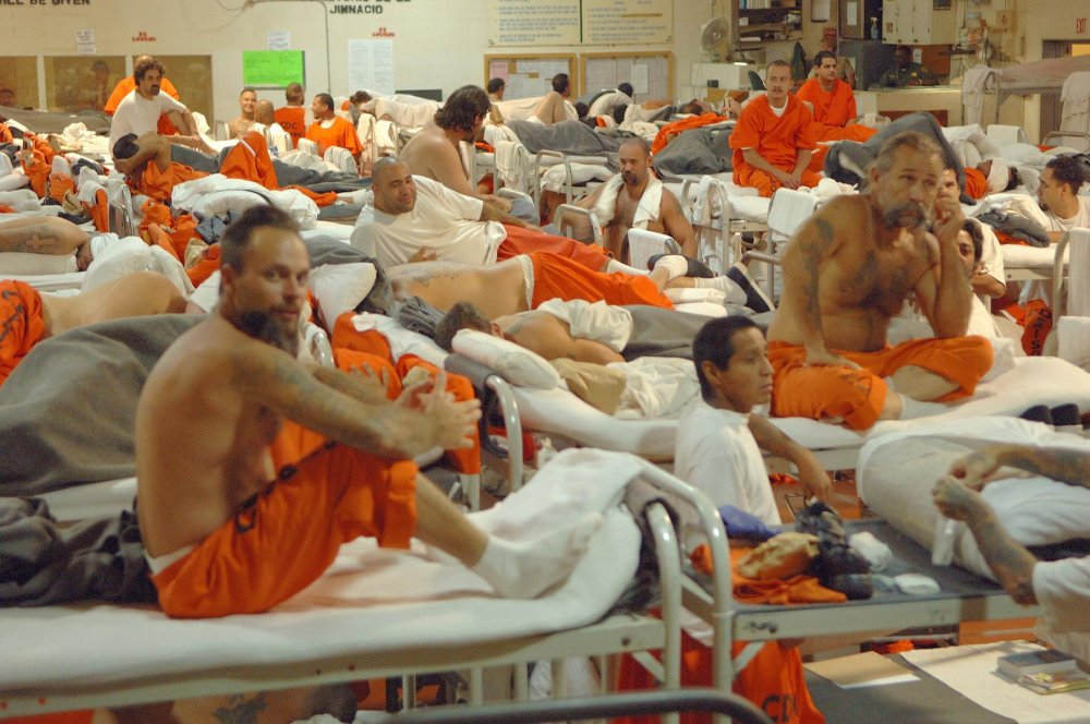 White House We Demand Military Prisons On Us Soil