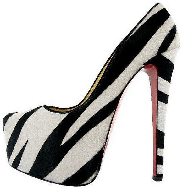 The pros and cons of wearing high heeled shoes