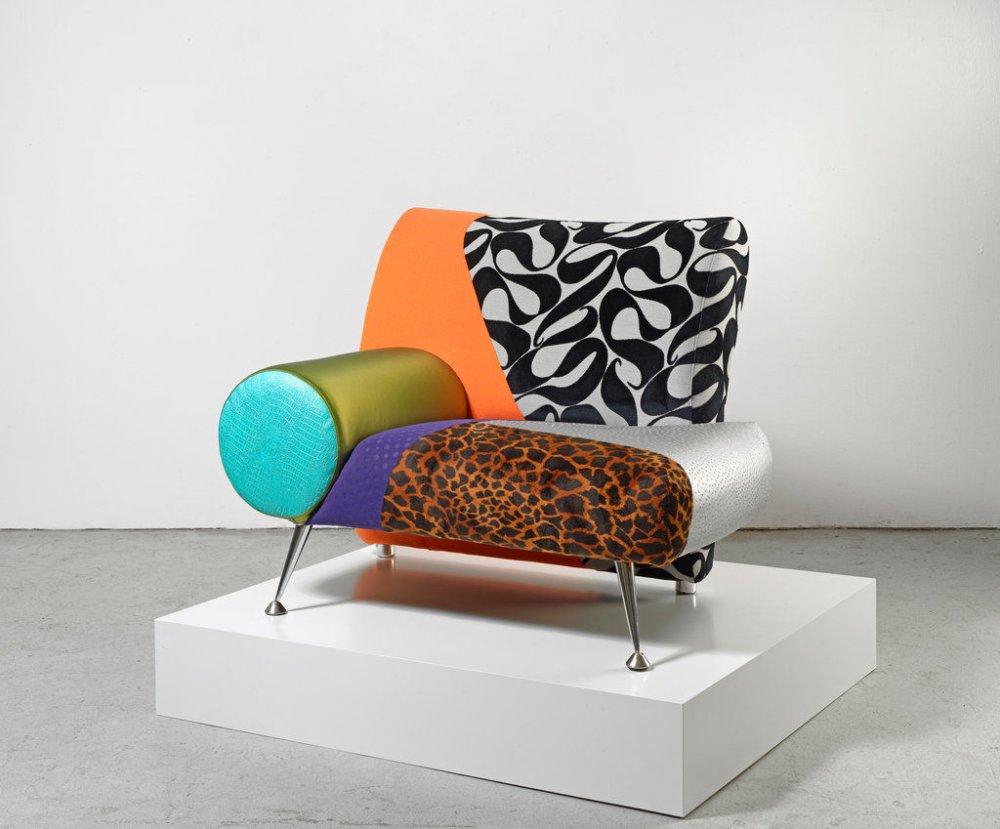 Anselm Reyle   Funky Chair